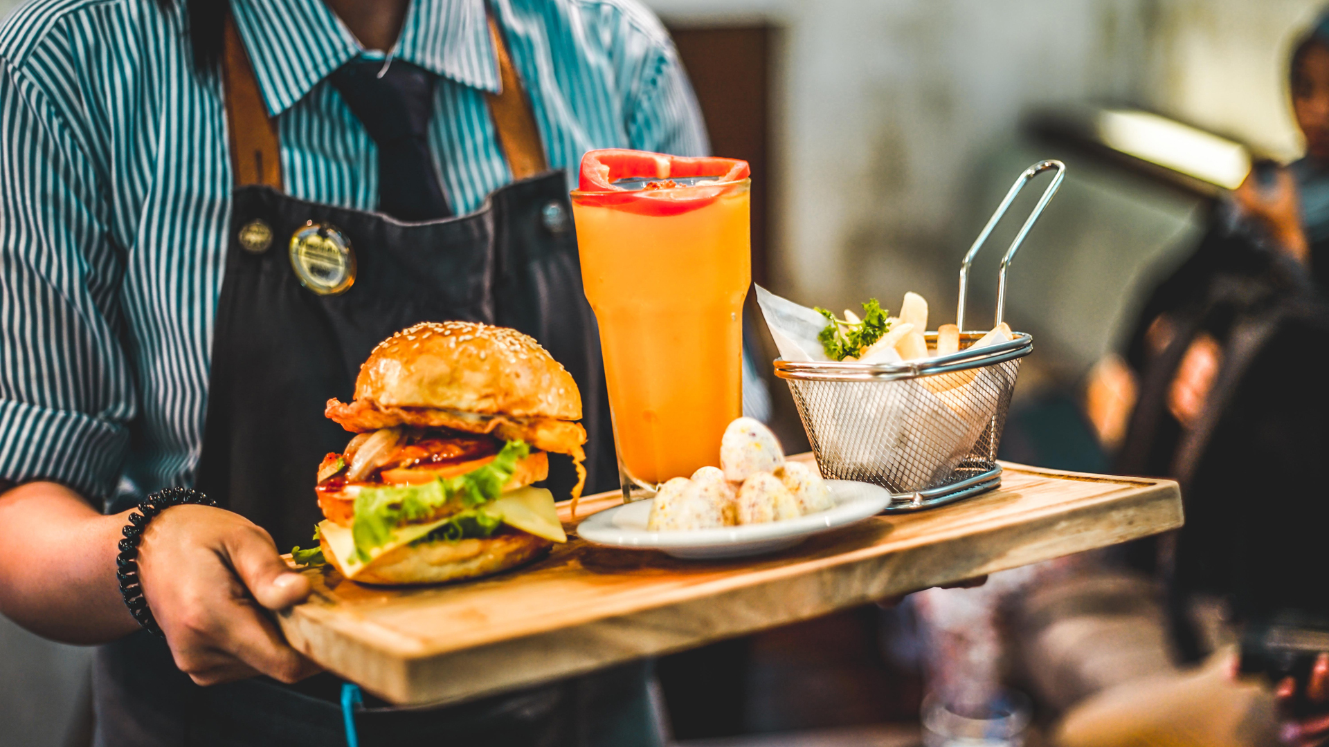 Service Charges For Restaurants and Bars