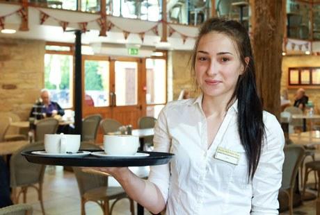 Blacker Hall Restaurant Great Customer Service