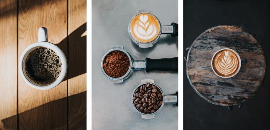 Coffee Shop Cafe Restaurant EPOS Solution