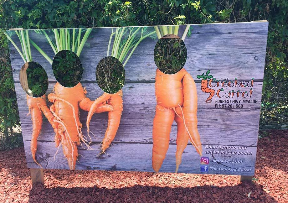 Customer Experience Crooked Carrot