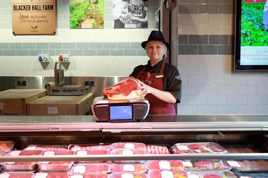Farm Shop Butchery Avery Scales Integrated EPOS