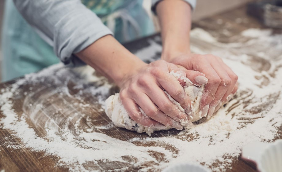 New Trends In Home Baking Fresh Ingredients
