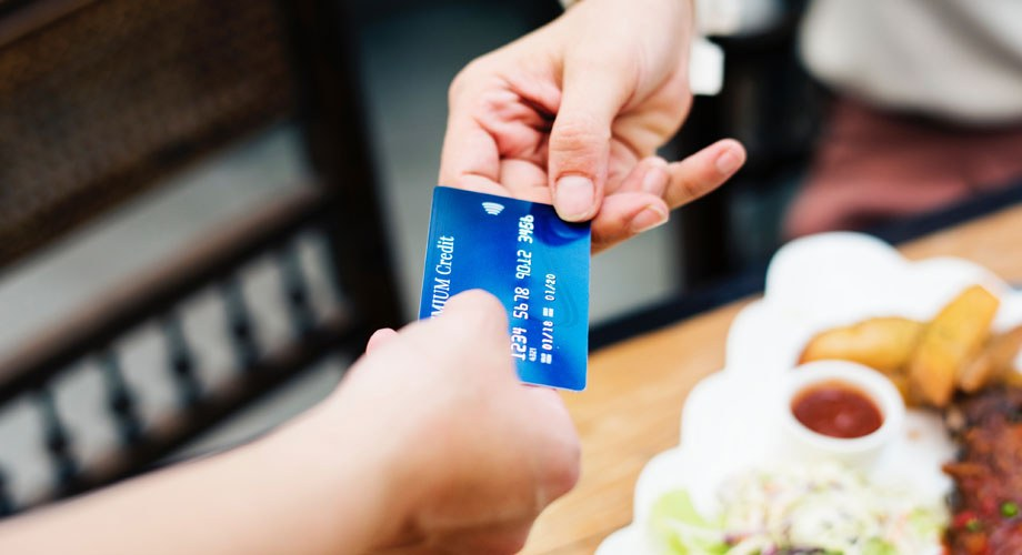 Integrated Credit Card