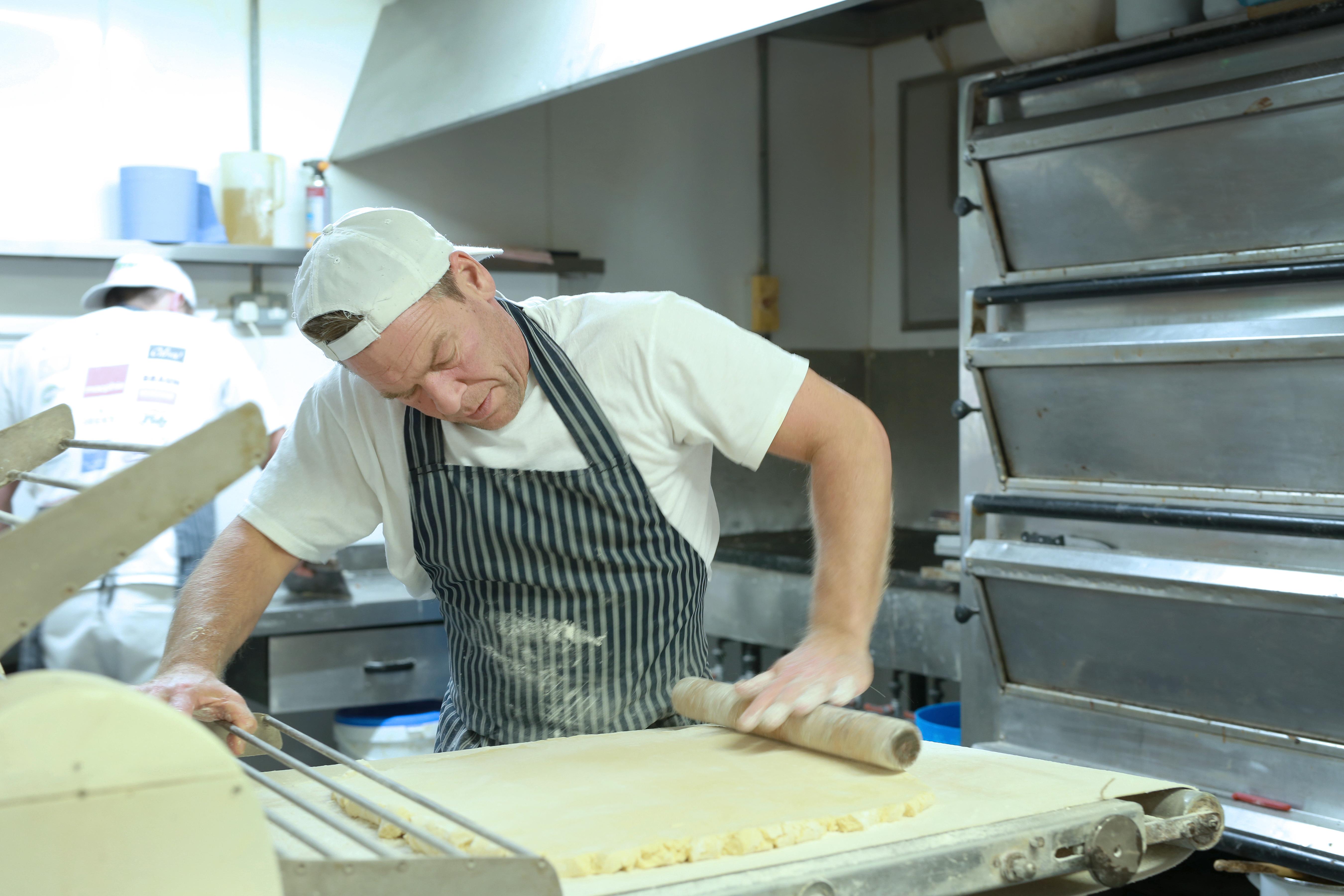 McKees Farm Shop Restaurant Production EPOS System