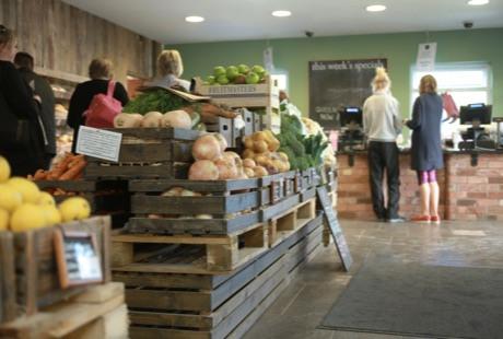 McKees Farm Shop Till EPOS Award Winning