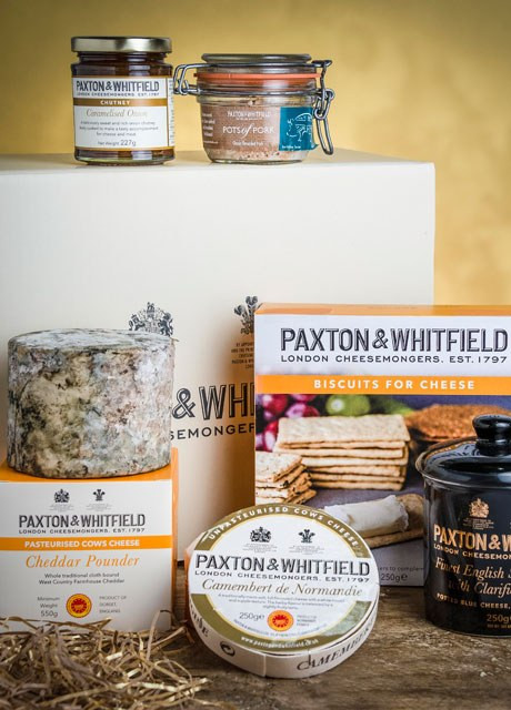 Paxton And Whitfield Hamper EPOS System