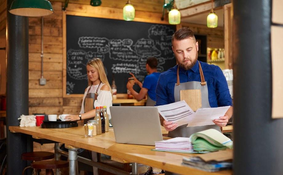 Staff Training Restaurant Coffee Shop
