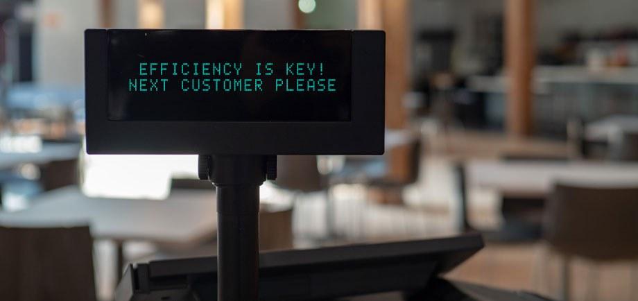Store Efficiency Key Customer Satisfaction