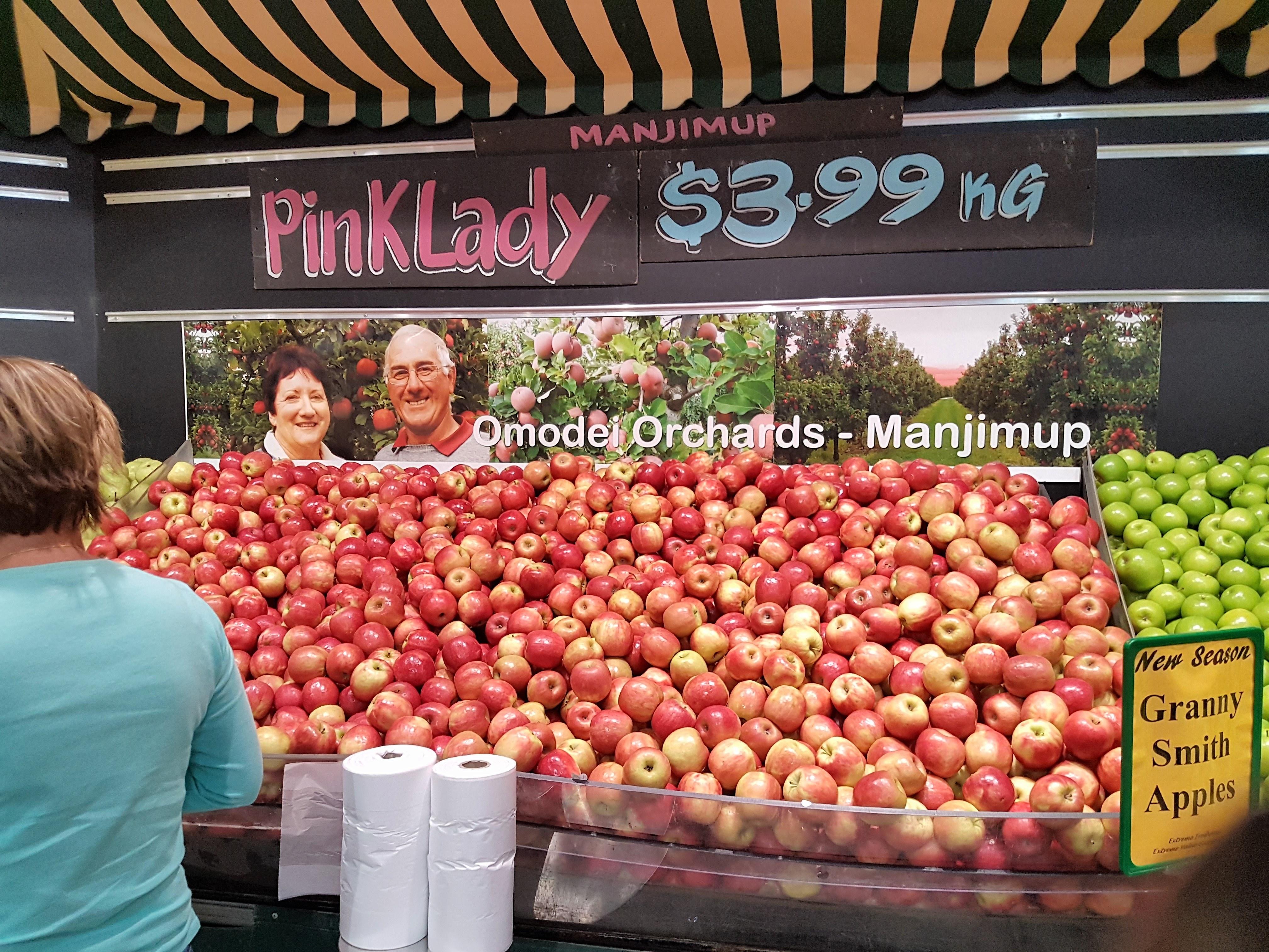 Successful Produce Displays