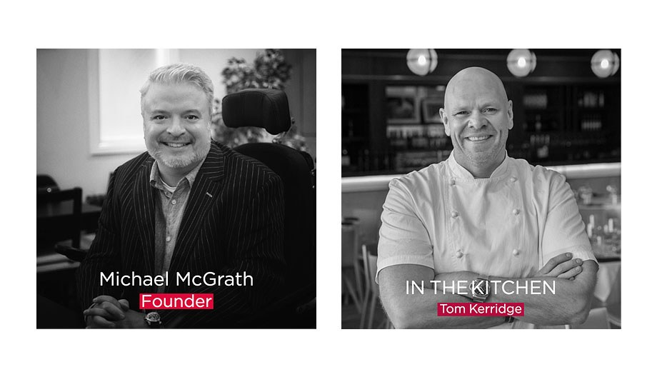 Tom Kerridge Meatball Month Michael McGrath