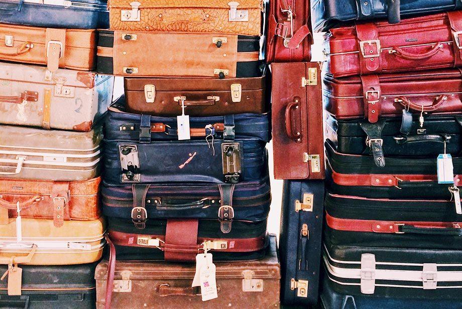 Travel Disruption Luggage